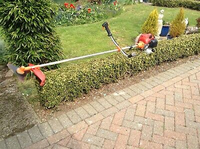 aosika petrol brush/cutter very good condition pull start mechanism faulty