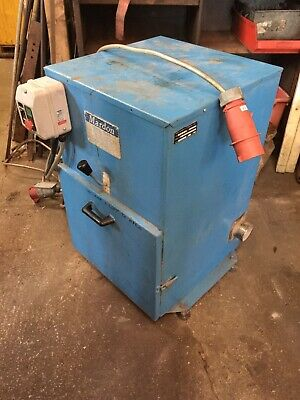 Small Industrial Dust Extractor. Needs A Good Clean. 3 phase