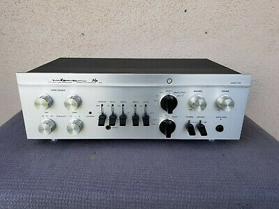 Luxman CL-36 tube pre-amp preamplifier with phono transformer