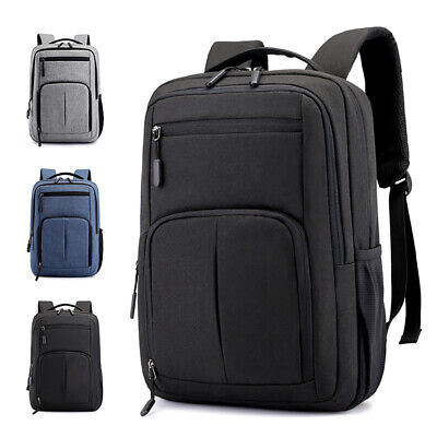 Men's Travel Rucksack Laptop Backpack Shoulder Notebook Sport Hiking School Bag
