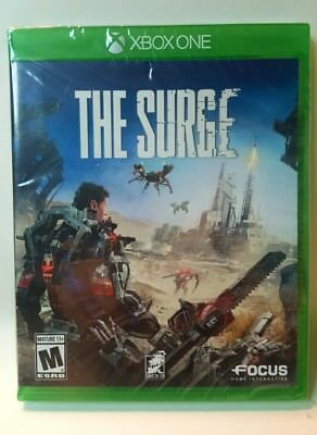 The Surge (Microsoft Xbox One, 2017)New, Factory Sealed