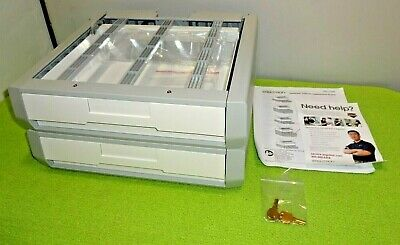 Ergotron Styleview SV43/44 Cart Single Tall Drawer 97-974 NEW