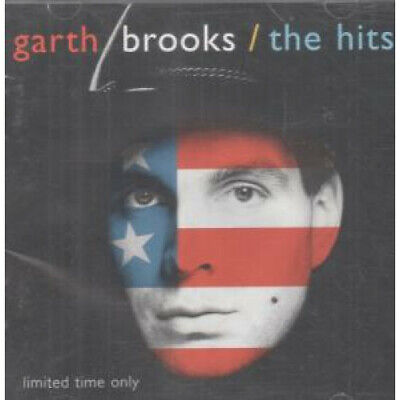 GARTH BROOKS Hits CD USA Capitol 1994 18 Track Direct Marketing Issue (D106878)