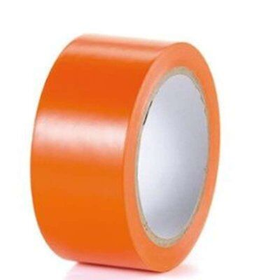 Carton de 36 Rouleaux de scotch orange 50mm x 33m