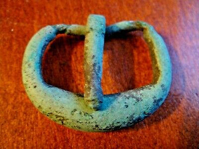 Ancient buckle vintage buckle pendant historical artifact goths' belt buckle #3