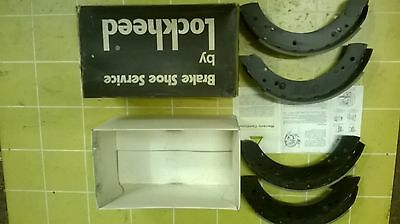 ROVER 1958-73 Rear Brake Shoes Set P5b, 3.5 Litre P5, 3.0 Litre /&