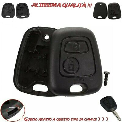 Cover Chiave Key Peugeot Guscio Scocca Chiave Peugeot 106 107 206 207 407 806 Cc