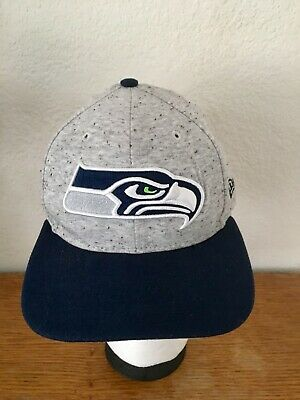hot sale online 52eac fb652 NFL Seattle Seahawks New Era 9Fifty Snapback Cap Hat