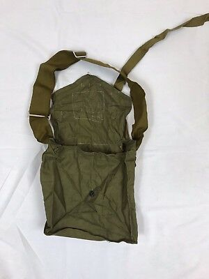 Genuine Russian Soviet Military Surplus Gas Mask Bag