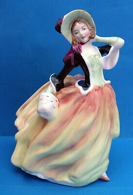 "Royal Doulton Figurine ""Autumn Breezes"" Hn2131"