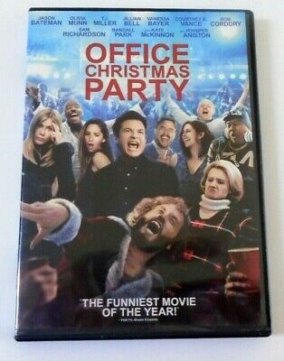 Office Christmas Party Unrated Cut (DVD, Widescreen) NEW