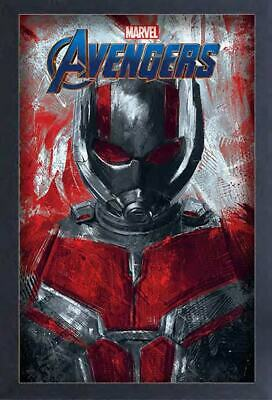 AVENGERS ENDGAME ANT MAN 13x19 FRAMED GELCOAT POSTER MOVIE MARVEL COMIC BOOK NEW