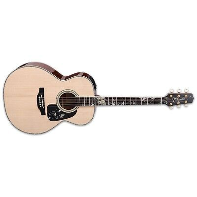 Takamine LTD 2018 Gifu-Cho Natural NEX Acoustic-Electric Guitar + Hardshell Case