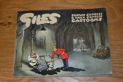 Giles Cartoons Annual 1952-3; Seventh Series