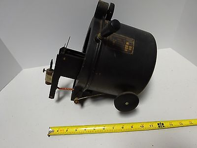 Antique Carl Zeiss Germany Microscope Part Carbon Lamp Optics #Tc-2-A