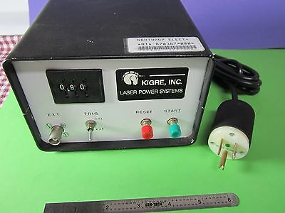 Optical Kigre Laser Power Supply High Voltage For Laser Optics Bin#14B