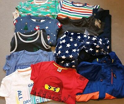 Boys Clothes Bundles Age 7-8 Years- Mainly NEXT. Ted Baker, M&S, H&M.