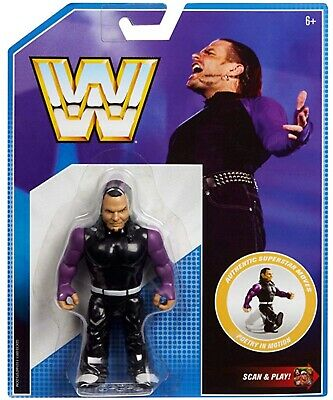 Wwe Jeff Hardy New Retro App Mattel Series 8 Wrestling Action Figure Basic Nxt