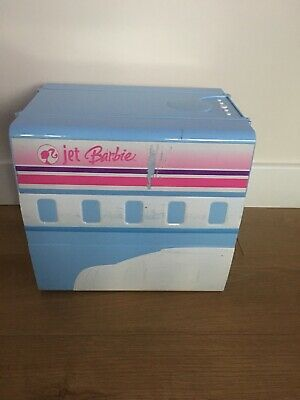 Barbie 2 In 1 Cruise Ship And Jet Plane lights and sound