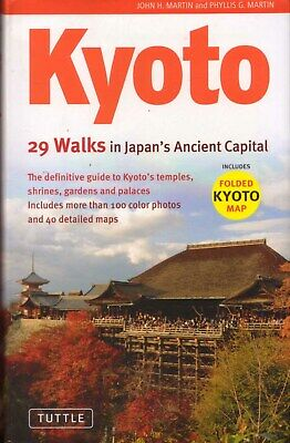 Kyoto 29 Walks in Japan s Ancient Capital BOOK Japanese Travel Guide