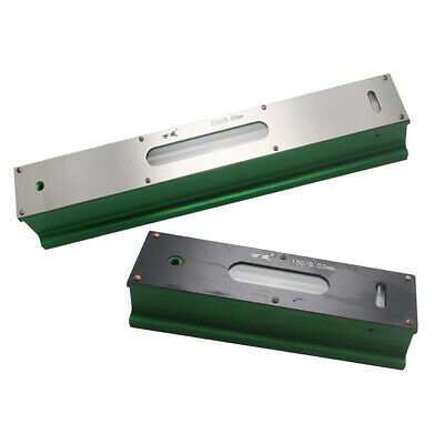 2 Pcs Carbon Steel Precision Bar Level, Measuring Tool, 0.02mm, 150mm 250mm