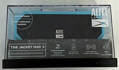 Altec Lansing Jacket H2O 3 IMW448 Bluetooth Speaker - Blue