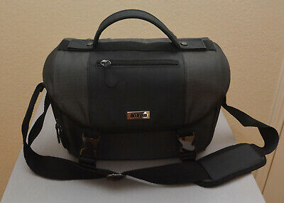 Nikon OEM Deluxe DSLR Bag Black for D7000 D5000 D3000 line