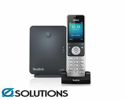Yealink W60P Wireless DECT Solution including W60B Base Station and 1x W56H Hand
