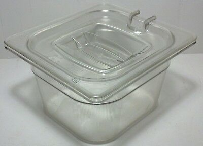 Rubbermaid Commercial Food Pan and Cover