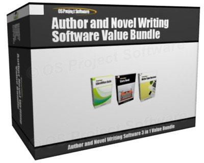 Novel Writing Office Suite 2019 Word DOC Compatible Software Windows 7 10 PC