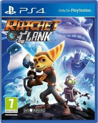 Ratchet And Clank (pal Import)  - PlayStation 4 game - BRAND NEW