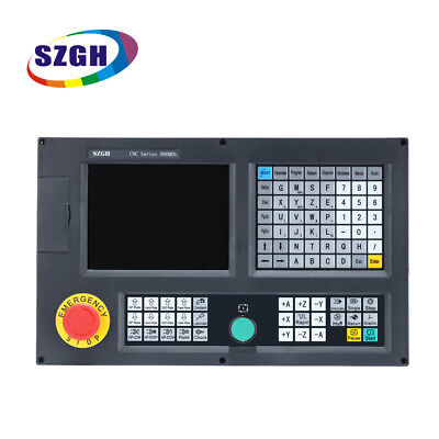 standalone 3 axis CNC milling controller as fanuc cnc system OEM  ATC for servo