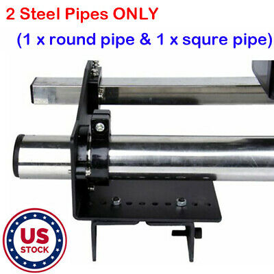 Pipes for Auto Media Take up Reel Paper Roller of Roland Epson Mutoh Mimaki USA