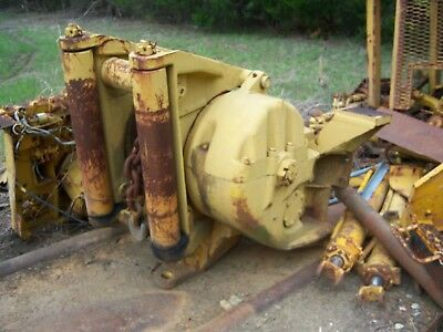 VINTAGE RAMSEY WINCH F20 20,000 Pound Winch with Friction Clutch