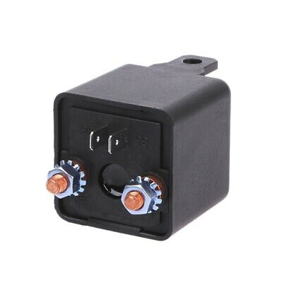 1 Pcs Heavy High Current Start Relay 12vdc 100a Amp 2.4w 4 Pins Car Auto Automotive On Off Start Relay Switch For Large Motor Spare No Cost At Any Cost Tools Measurement & Analysis Instruments