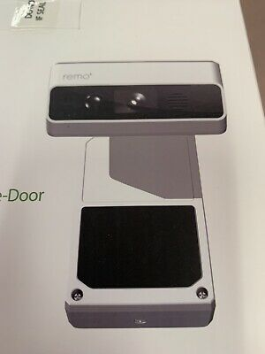 Remo+ DoorCam World's First and Only Over The Door Smart Camera **NEW-SEALED**