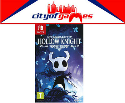 Hollow Knight Nintendo Switch Game Brand New & Sealed Pre Order