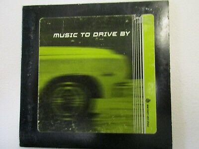Music to Drive By compilation CD  2000 Warner Bros.Built to Spill Goo Goo Dolls