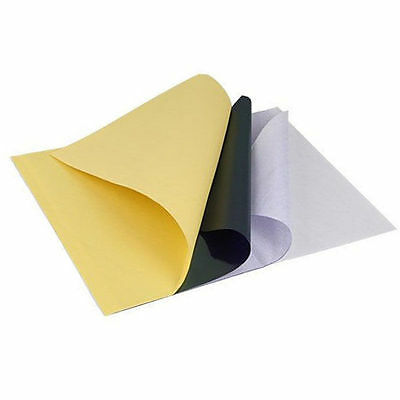 10/50/100pcs Sheets Tattoo Carbon Thermal Stencil Body Transfer Paper A4 Copier