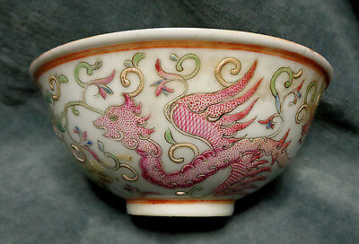 CINA (China): Very fine and old Chinese porcelain bowl