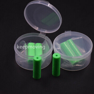 10 Box 20 Pcs Dental Orthodontic Aligner Chewies Mouth Tray Seaters Green