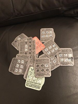 Mcdonalds Coffee Vouchers 20 for £8