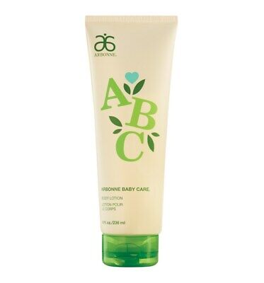 ABC Arbonne Baby Care Body Lotion ARBN