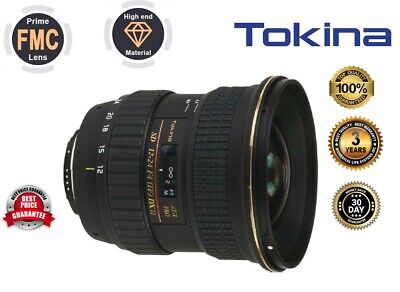 Tokina Pro DX Mark II ATX-124 AF 12-24mm Canon EOS Digital Fit TOK122 (UK Stock)