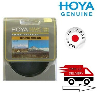 Hoya 67mm HMC Circular-Polarizer - Multi-Coated -(Glass Filter). London