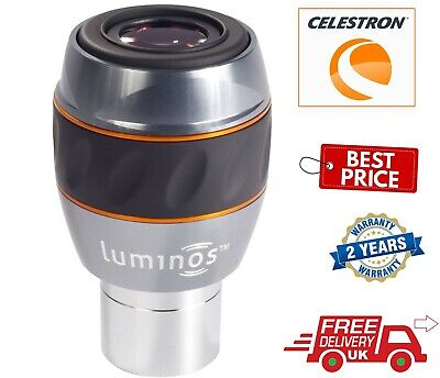 Celestron Luminos 10mm Eyepiece 93431 (UK Stock)