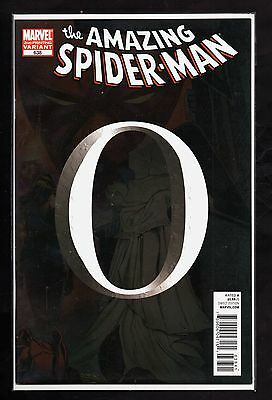 The Amazing Spiderman 638,Variant,Quesada,Extremely Scarce, Highgrade!1!Hot!700