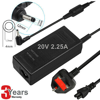 For Lenovo IdeaPad 110-17ISK 110S-11IBR 120S-11IAP Laptop Charger Adapter