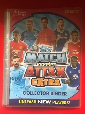 Topps Match Attax Extra 2016/2017 (16/17) - Limited Edition Cards - CHOOSE!
