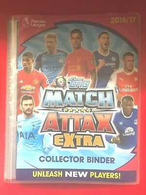 Topps Match Attax Extra 2016/17 - 'Magic Moments' + 'PL Legends' Cards - CHOOSE!